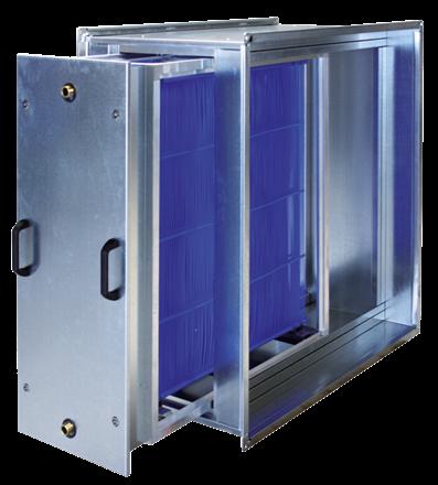 GSP Lüftungstechnik | Wärmetauscher